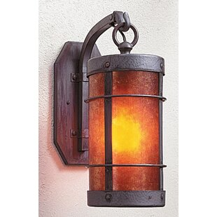 Great choice Valencia 1-Light Wall Sconce By Arroyo Craftsman