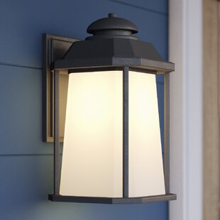 Price Check Boleynwood Outdoor Wall Lantern By Three Posts