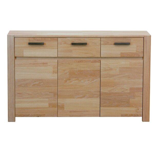 Nordi 3 Drawer Combo Dresser by Parisot