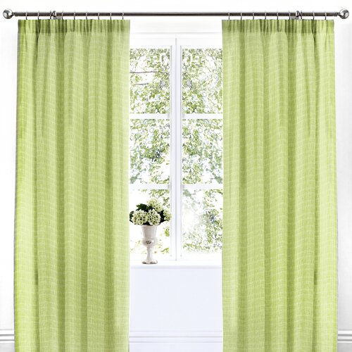 Pencil Pleat Room Darkening Thermal Curtains Lily Manor