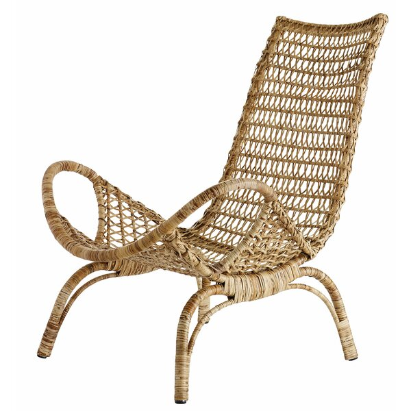 Lotus Lounge Chair by Design Ideas