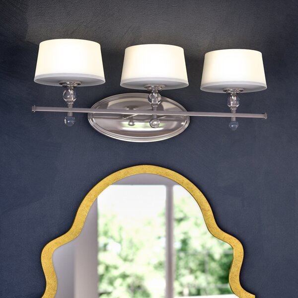 Hedley 3-Light Vanity Light by Willa Arlo Interior