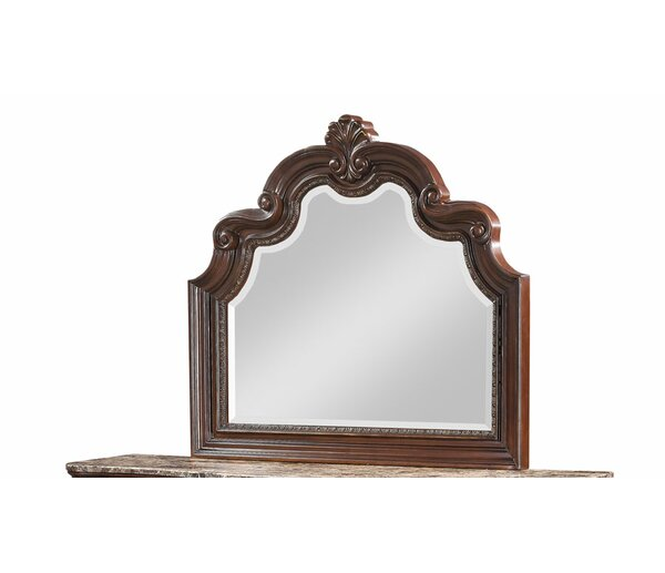 Riviera Accent Mirror by Emerald Home Furnishings