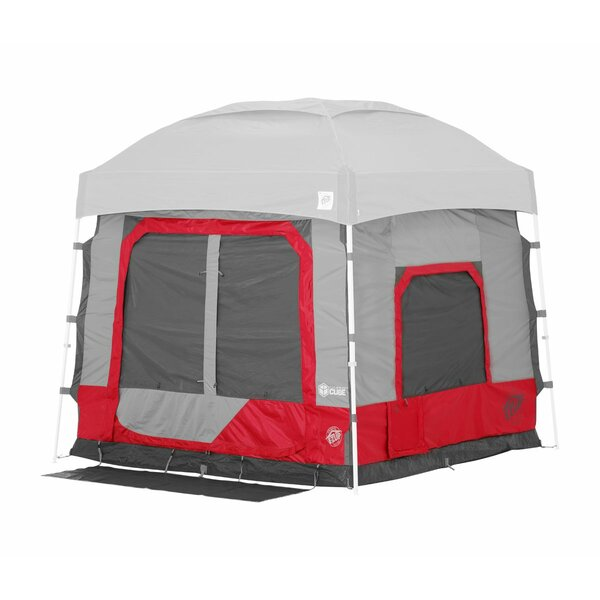 Camping Cube 5 Person Tent with Carry Bag by E-Z UP