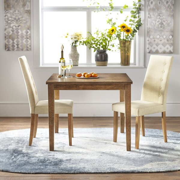 Langner 3 Piece Dining Set by Charlton Home
