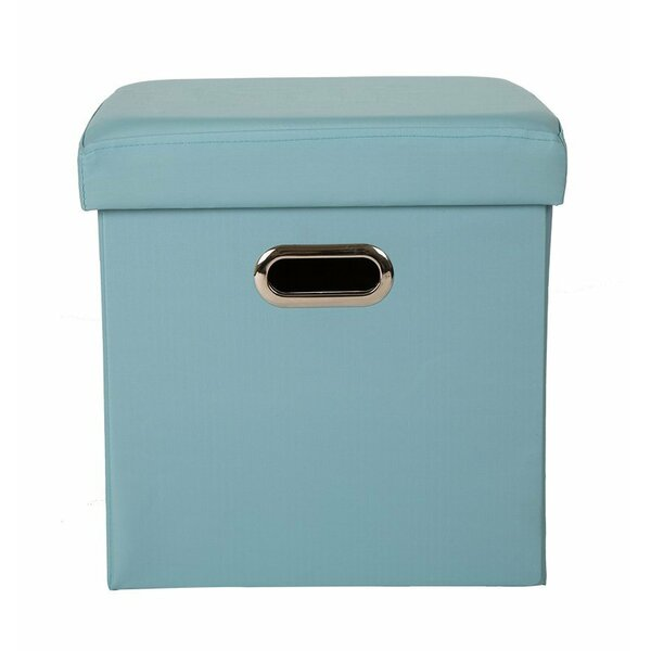 Storage Ottoman By Glitzhome New
