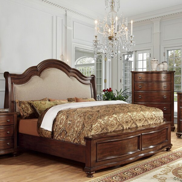 Fuson Upholstered Standard Bed by Astoria Grand