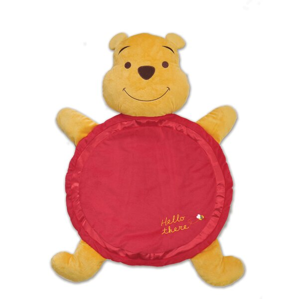 Winnie the Pooh Plush Playmat by Kids Preferred