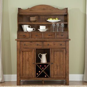 Country China Cabinet by Liberty Furniture