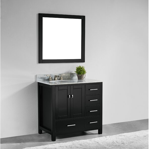 Sverre 36 Single Vanity Set by Willa Arlo Interiors