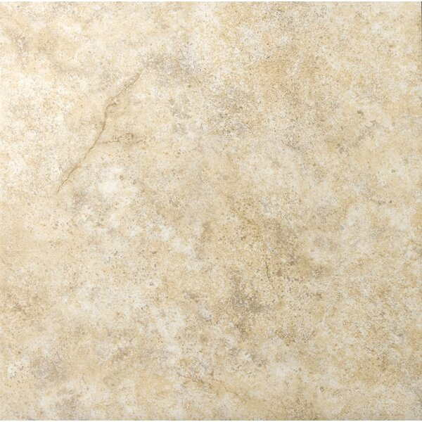 Toledo 7 x 7 Ceramic Field Tile in Beige by Emser Tile