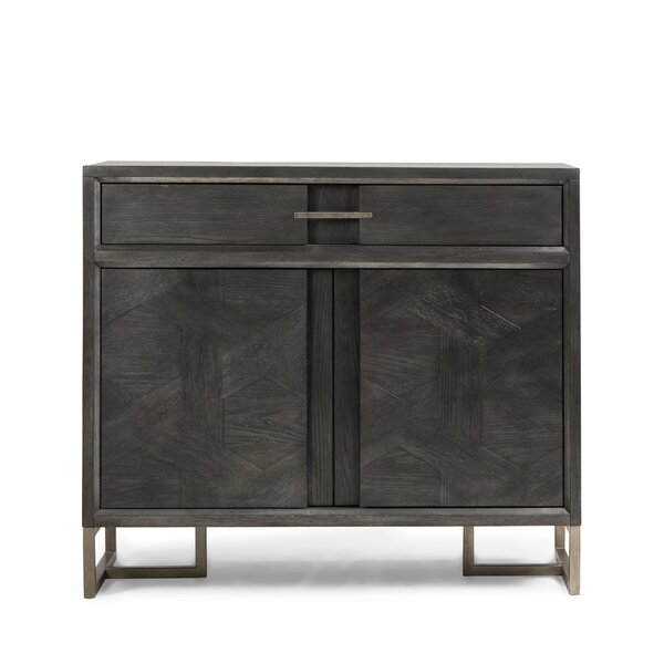 Diehl 1 Drawer Combo dresser by 17 Stories