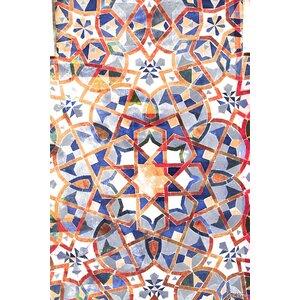 'Figuig' by Parvez Taj Painting Print on Wrapped Canvas by Parvez Taj