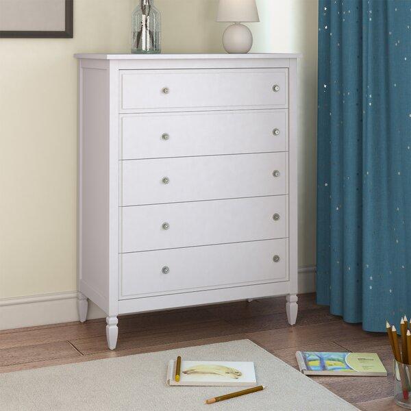 Ulus 5 Drawer Dresser by Mistana
