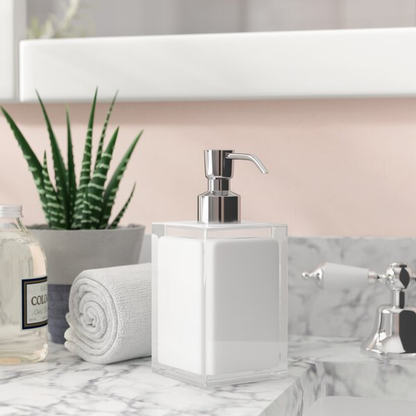 Knecht Soap Dispenser by Zipcode Design
