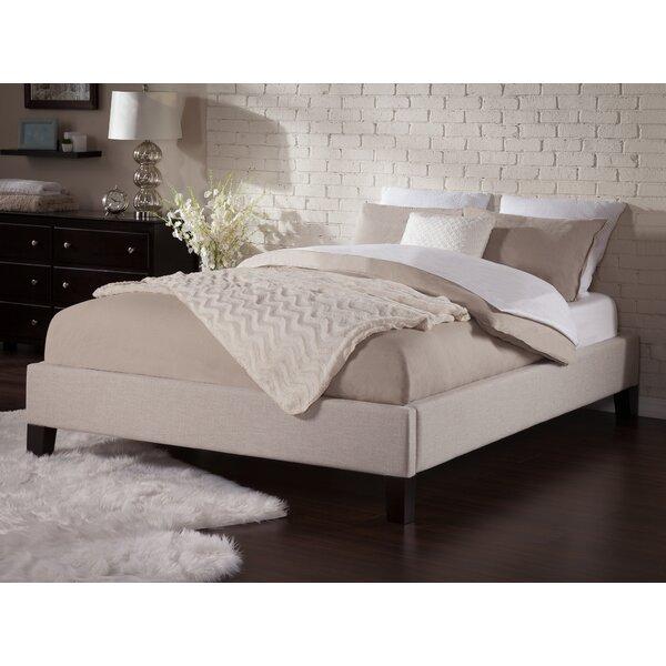 Alejandro Queen Upholstered Platform Bed by Latitude Run