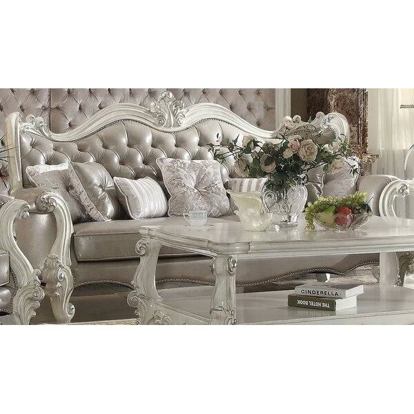 Medley Standard Sofa with 7 Pillows by Astoria Grand