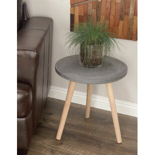 Shafter Fiberclay End Table