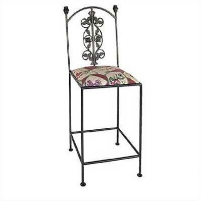Garden 30 Bar Stool by Grace Collection