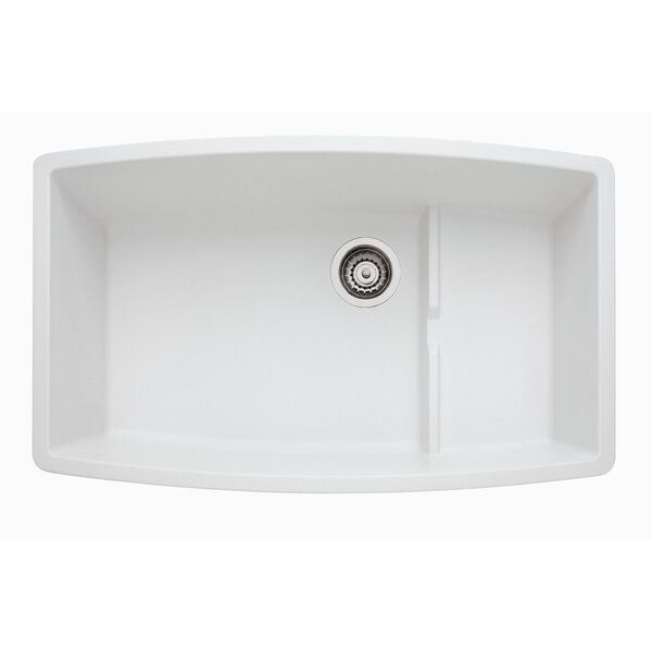 Performa 32 L x 19.5 W Cascade Kitchen Sink by Blanco