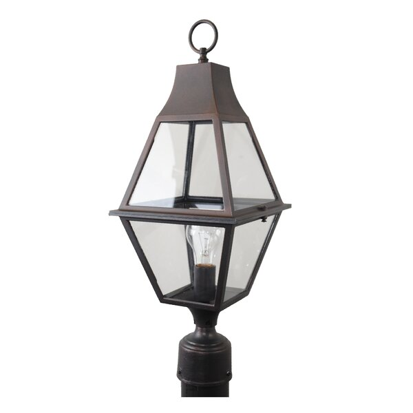 Fiqueroa 1-Light Lantern Head by Darby Home Co