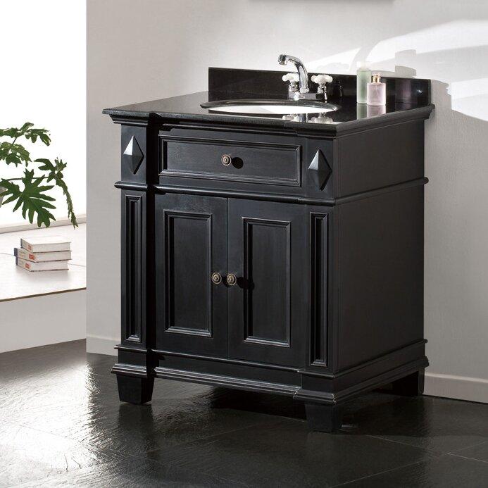 """Bathroom Vanity Sets darby home co shoen 31"""" single bathroom vanity set & reviews   wayfair"""