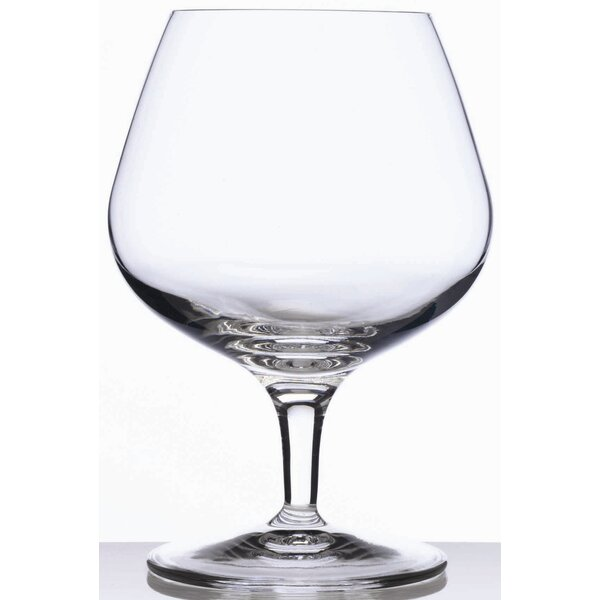 Michelangelo Brandy Snifter Glass (Set of 4) by Luigi Bormioli