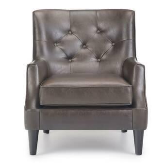 Excellent Corrigan Studio Brannen Upholstered Armchair Wayfair Uwap Interior Chair Design Uwaporg