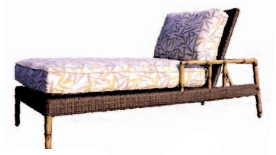 South Terrace Chaise Lounge