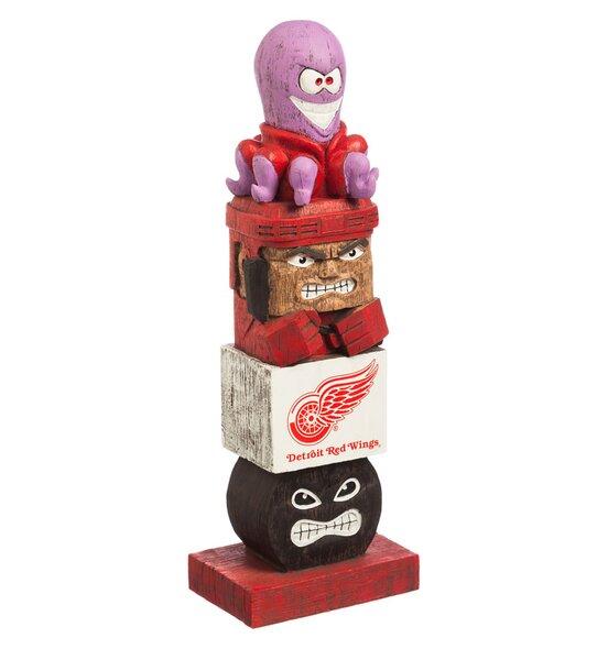 NHL Tiki Totem Statue by Evergreen Enterprises, In