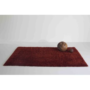 Best Domus  Hand-Knotted Cotton/Polyester Red/Beige/Black/Brown/Gold/Pepper/White Area Rug By YumanMod