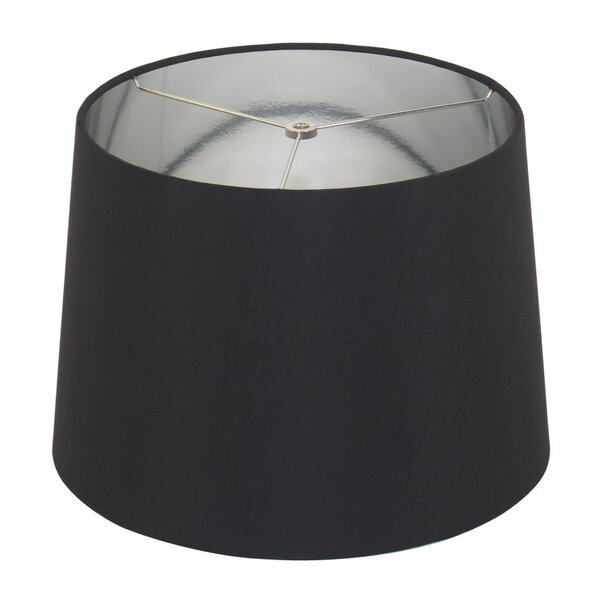 14 Linen Drum Lamp Shade by Latitude Run