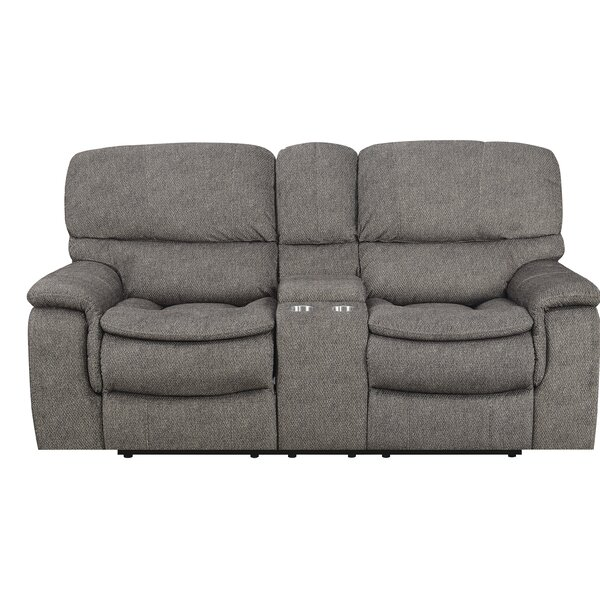 Aidan Reclining Loveseat by Red Barrel Studio