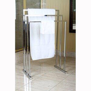 Edenscape Free Standing Towel Rack
