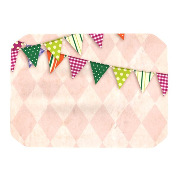 Flags 2 Placemat by KESS InHouse