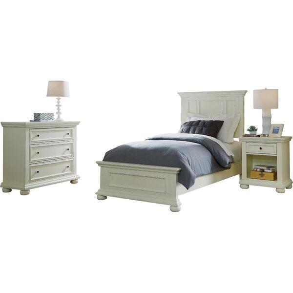 Rochford Standard 3 Piece Bedroom Set by Three Posts Teen