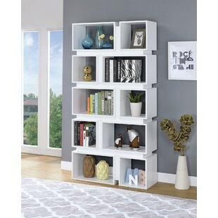 Affordable Nani Coaster BOOKCASE By Latitude Run