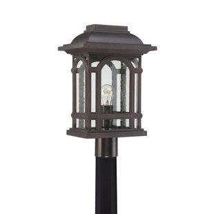 Comparison Birmingham 1-Light Lantern Head By Breakwater Bay