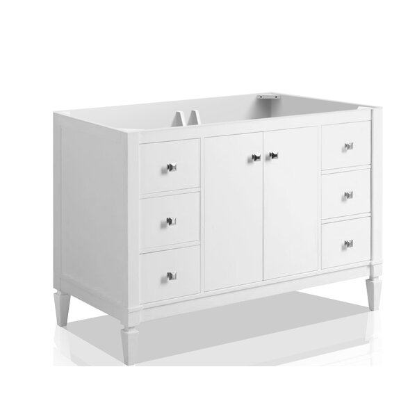 Kayleigh 47 Bathroom Vanity Base by Ancerre Designs