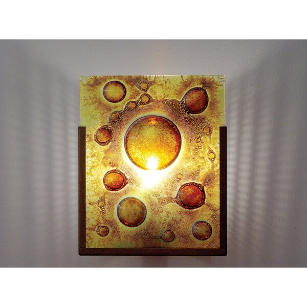 FNWide 2-Light Wall Sconce by WPT Design