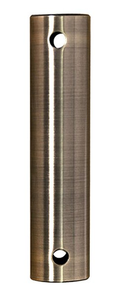 Antique Brass Downrod by Fanimation