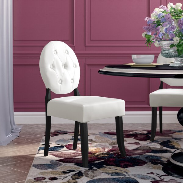 Courtnay Upholstered Dining Chair by Willa Arlo Interiors