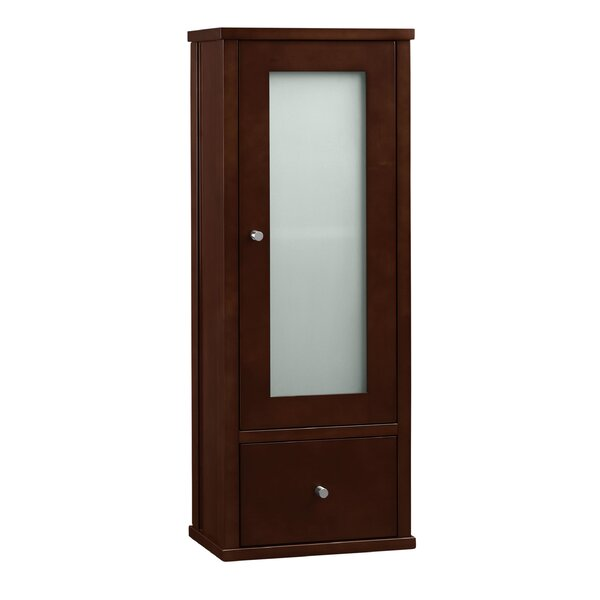 Clark 12.2 W x 31.5 H Wall Mounted Cabinet by Ronbow