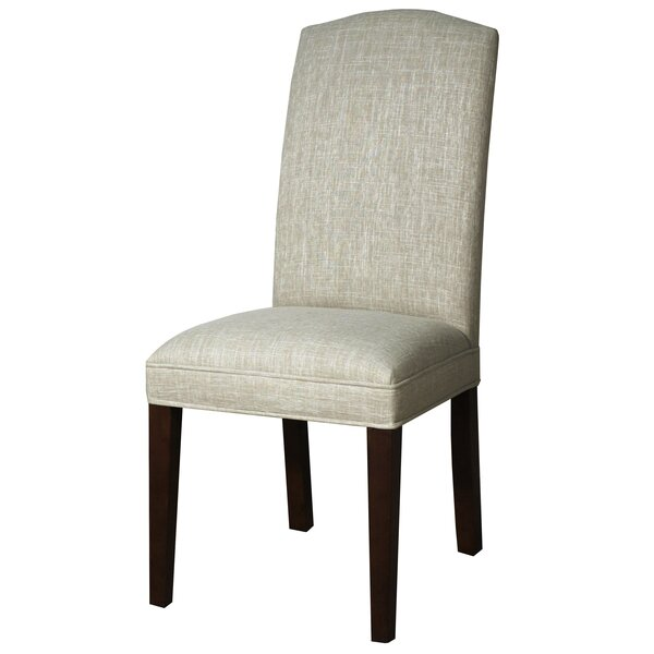 Leggett Upholstered Dining Chair (Set of 2) by Alcott Hill