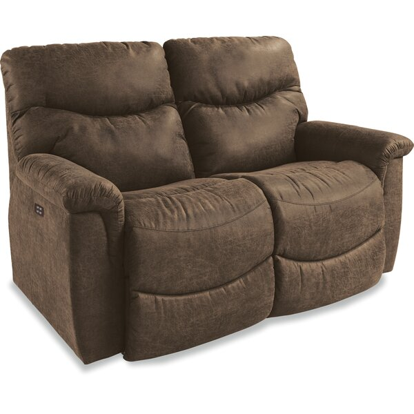 Buy Online James Reclining Loveseat Sweet Savings on