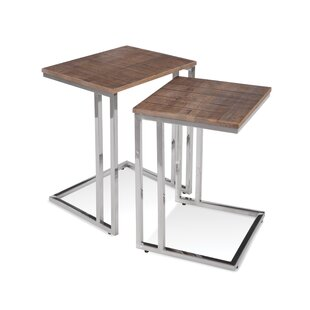Buying Lillegard 2 Piece Nesting Tables ByOrren Ellis