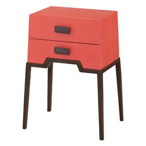 Rittenberry End Table by Willa Arlo In..