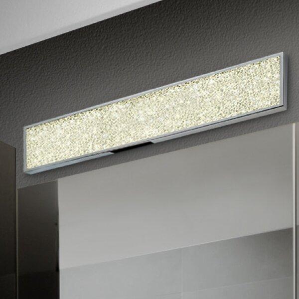 Dazzle LED 1-Light Bath Bar by Sonneman