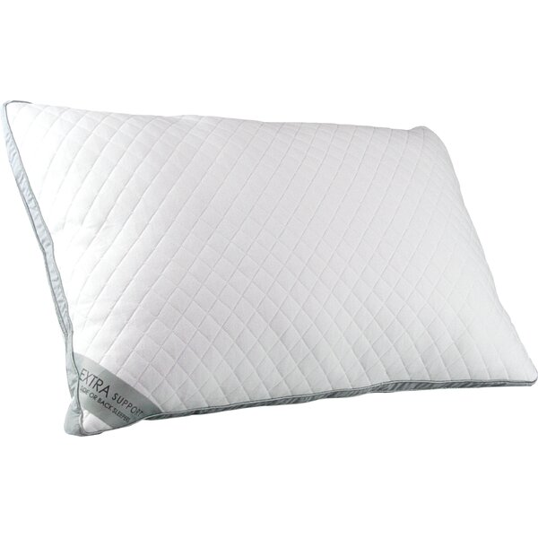 Perfect Sleeper Extra Support Polyfill Pillow by Serta