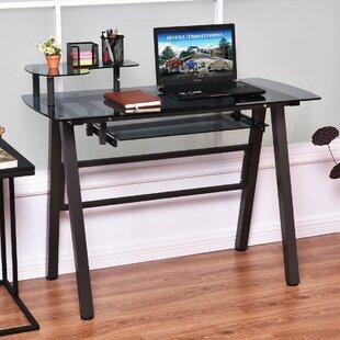 Dorinda Glass Desk